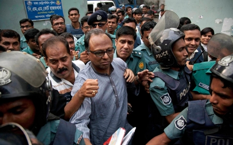 Bangladesh press
