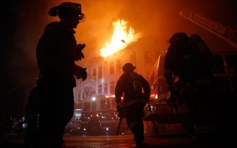Thumbnail image for Hot rental market sparks suspicions of landlord arson in San Francisco