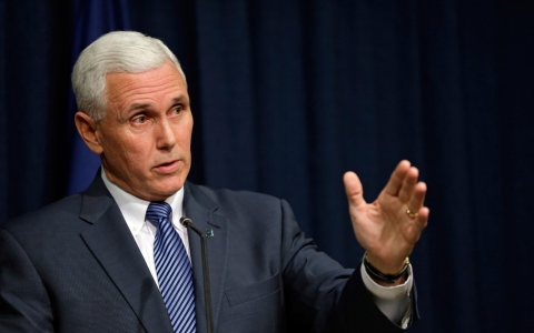 Thumbnail image for Indiana governor approves fix to controversial 'religious freedom' act