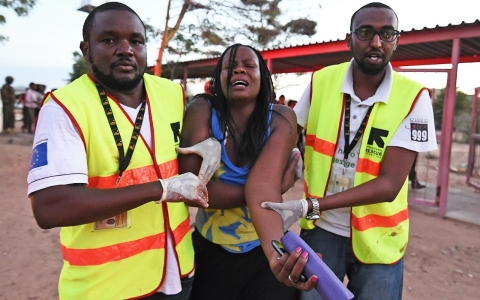 Thumbnail image for Bloody massacre at Kenya university; Al-Shabab gunmen kill at least 147