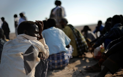 Thumbnail image for Over 250,000 East African refugees trapped in Yemen