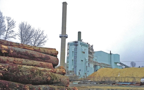 A city goes renewable, but raises questions about impact of biomass power