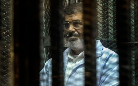 Egypt's Morsi sentenced to 20 years in prison