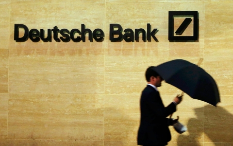 Thumbnail image for Deutsche Bank to plead guilty to wire fraud, pay $2.5B in fines