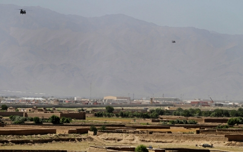 Thumbnail image for Taliban launches spring offensive in Afghanistan with attack on US base