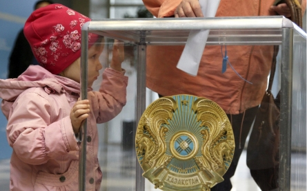 Kazakhstan's president wins fifth term