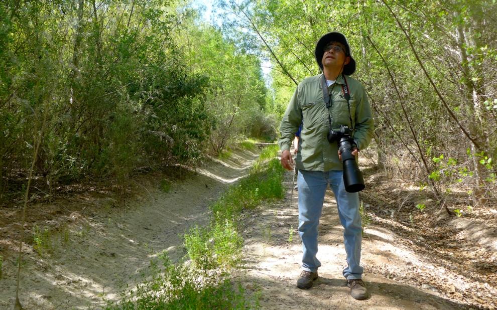 Francisco Zamora of the Sonoran Institute