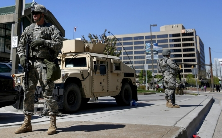A short history of the National Guard and civil unrest