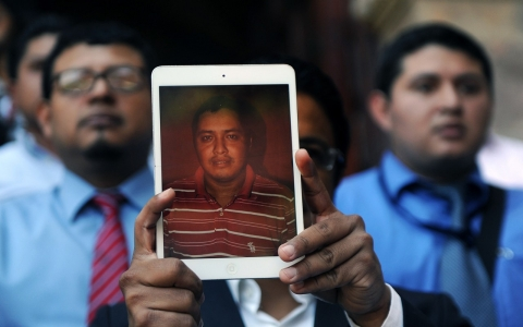 Thumbnail image for Reporting on corruption proves deadly in Guatemala