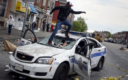 Why riots happen in places like Baltimore