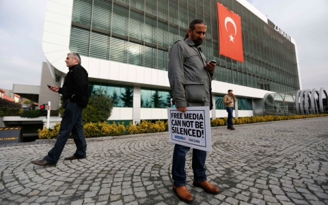 Thumbnail image for Fear and reporting in Turkey
