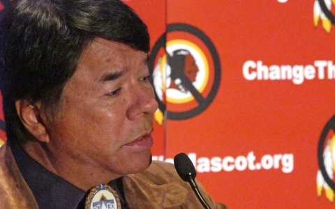 Thumbnail image for Native Americans speak up about 'Redskins' name controversy