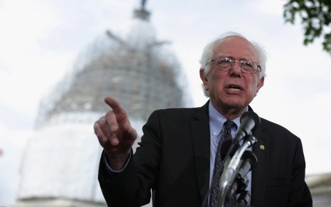 Thumbnail image for Candidate Bernie Sanders throws socialism into the spotlight
