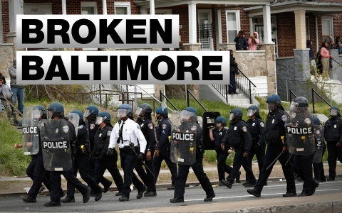 Broken Baltimore
