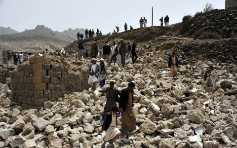 Thumbnail image for Russia, Red Cross appeal for 'humanitarian pause' in Yemen
