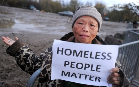Thumbnail image for California cities fight homeless rights bill