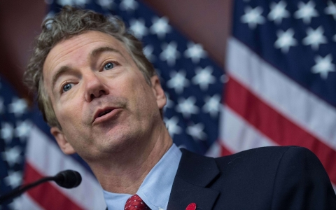 Thumbnail image for Rand Paul aims for broad appeal with presidential announcement
