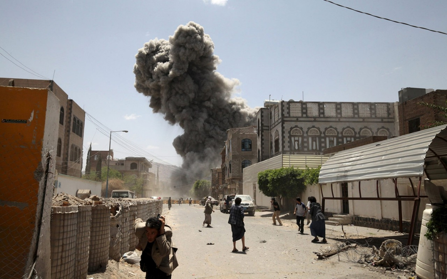 Houthis Agree To Five-Day Cease-Fire | Al Jazeera America