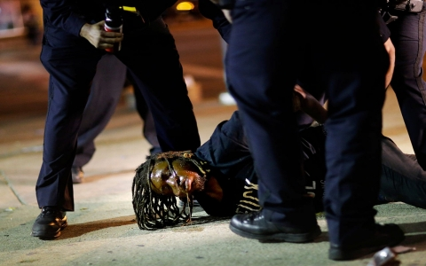 Thumbnail image for US cited for police violence, racism in scathing UN review on human rights
