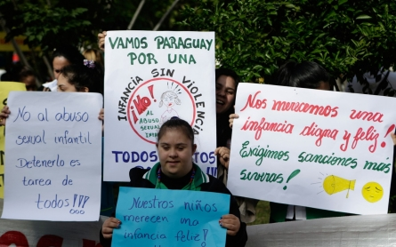 UN raps Paraguay over pregnant child