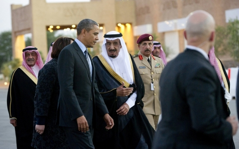 Thumbnail image for Iran diplomacy challenges Obama to reassure Gulf allies