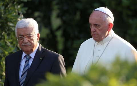 Thumbnail image for Vatican recognizes state of Palestine