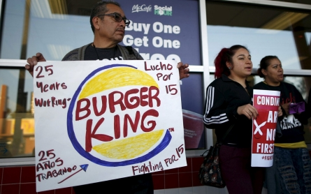 Fast food fights: California state bill targets franchising model