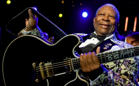 Thumbnail image for BB King lived, loved and laughed the blues