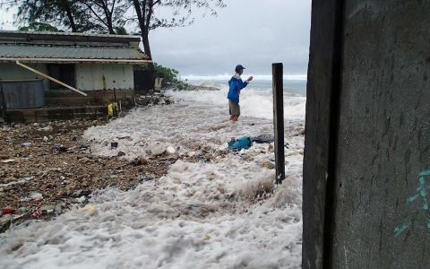 Thumbnail image for 'Disaster after disaster' hits Marshall Islands as climate change kicks in