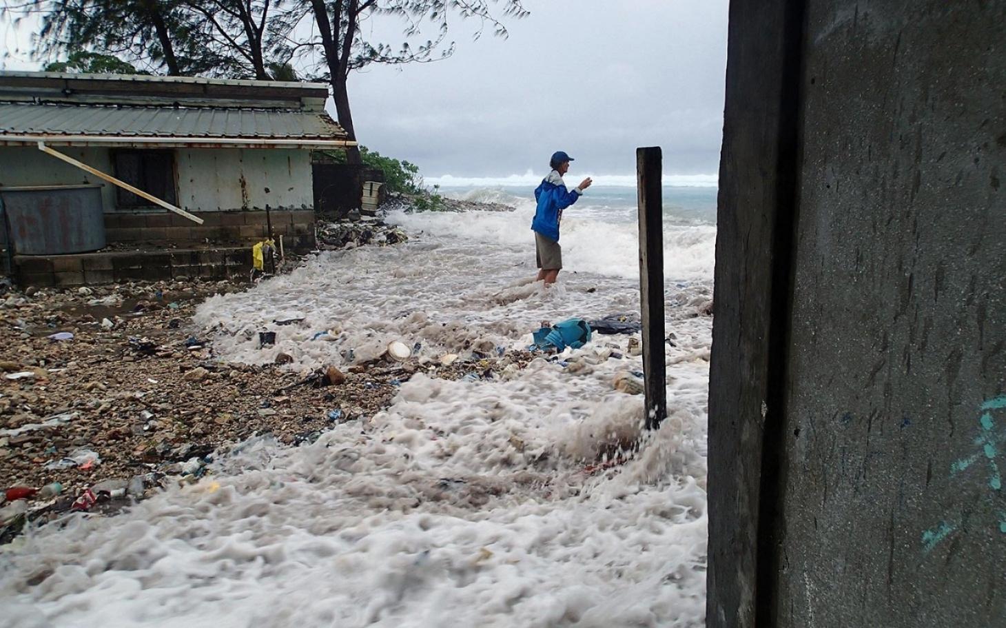 Marshall Mobile Homes >> Marshall Islands flooding blamed on climate change | Al Jazeera America