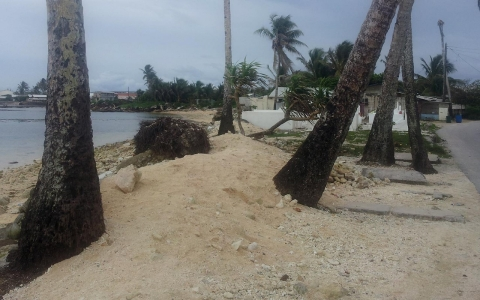 Thumbnail image for 'Nowhere to move': Marshall Islands adapts amid climate change threat