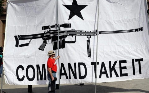 Thumbnail image for In aftermath of Waco shootout, Texas moves forward on open-carry gun law