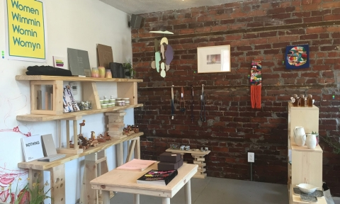 76<100 pop-up shop in Pittsburgh
