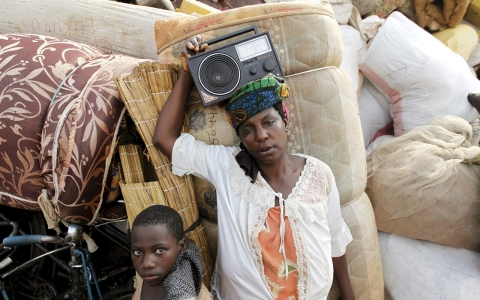 Radio Goes Silent in Burundi's Political Crisis   Al Jazeera America