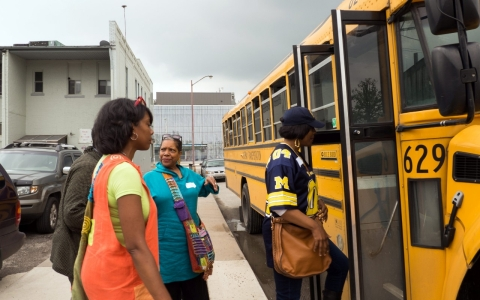 Thumbnail image for A bus tour highlights Detroit's black economic recovery, resilience