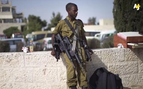 ethiopia israel relationship with palestine