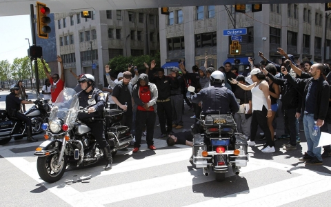 Thumbnail image for Report: Cleveland, U.S. Justice Department reach settlement over police