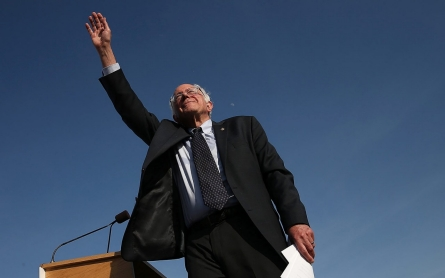 Bernie Sanders officially launches Democratic presidential campaign