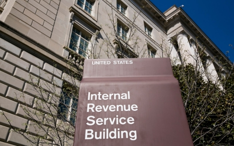 Thumbnail image for IRS says thieves stole information from 100,000 taxpayers
