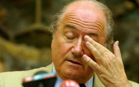 Corruption allegations dog FIFA under Sepp Blatter