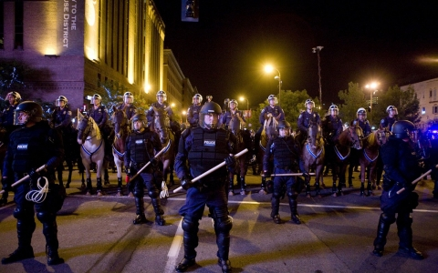 Thumbnail image for Minneapolis may become next Baltimore in Black Lives Matter struggle