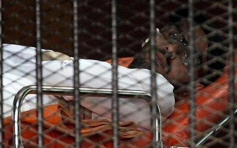 Thumbnail image for Why an American is imprisoned and on hunger strike in Egypt