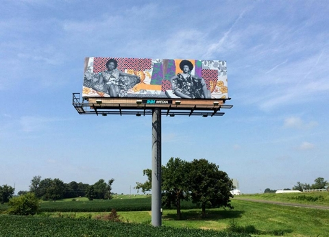 Thomas billboard
