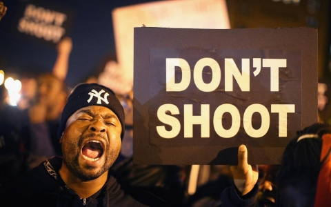 Thumbnail image for US police shootings 'grossly underreported'