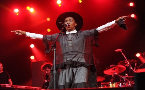 Thumbnail image for Singer Lauryn Hill cancels Israel performance