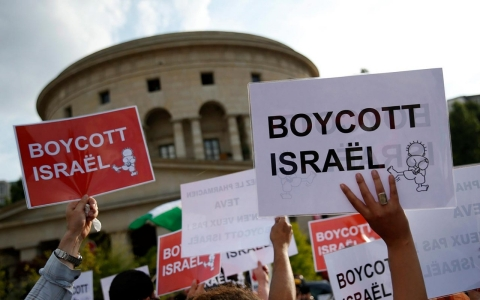 Thumbnail image for Opinion: The case for boycott, divestment and sanctions against Israel