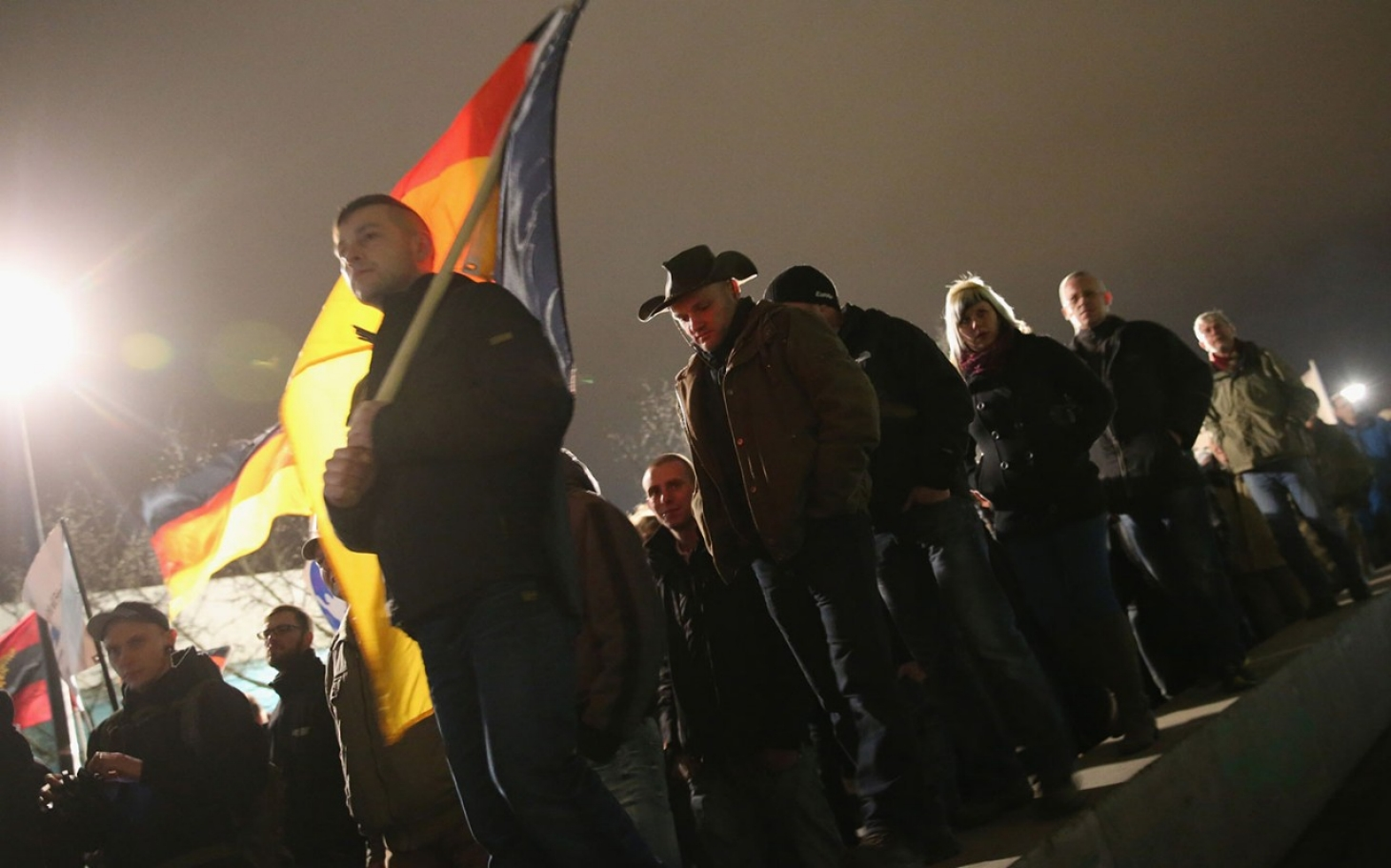 dresden muslim The pegida movement (patriotic europeans against the islamization of the west) was unknown three months ago now it's making dresden famous - for all the wrong reasons.