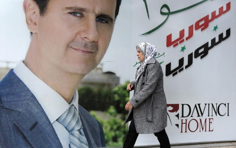 Thumbnail image for Desperate for a victory in Syria, Assad looks to Hezbollah for a win