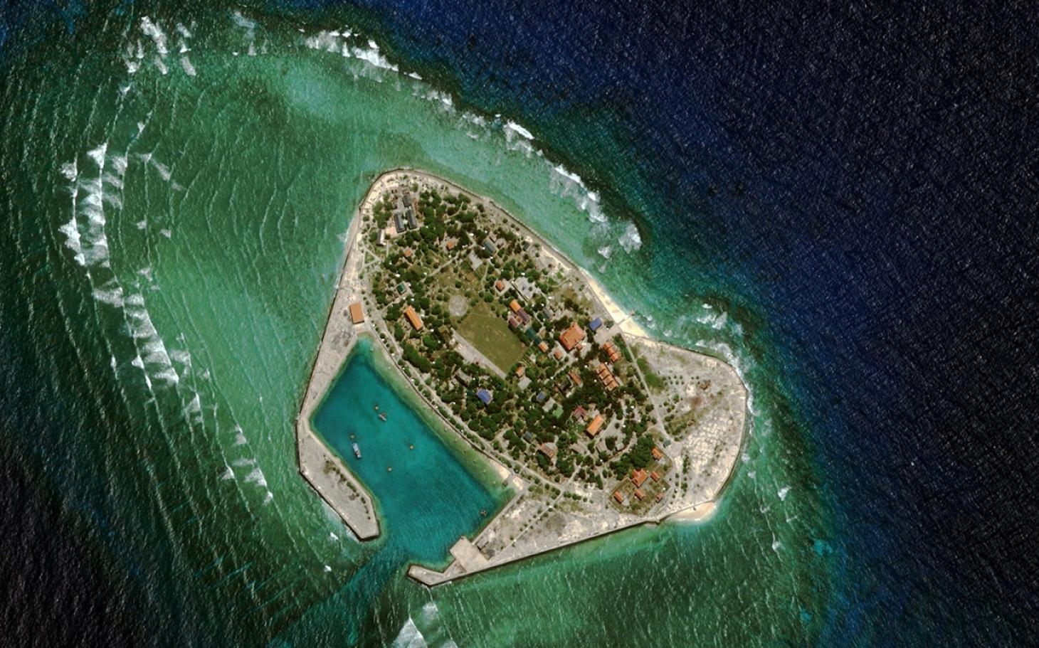 South Sea China Islands