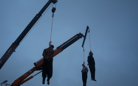 Iran Hanging Executions